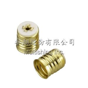 E10-S2 老式手電筒燈座, E10-S2 Miniature Edison Screw Bases(Flashlight lamp)